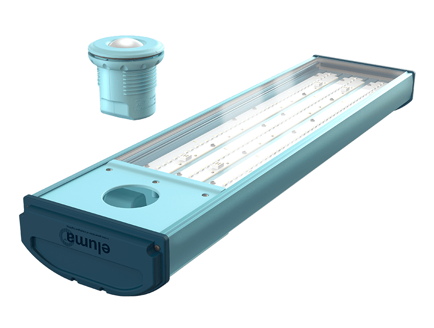 Eluma lighting energy savings device